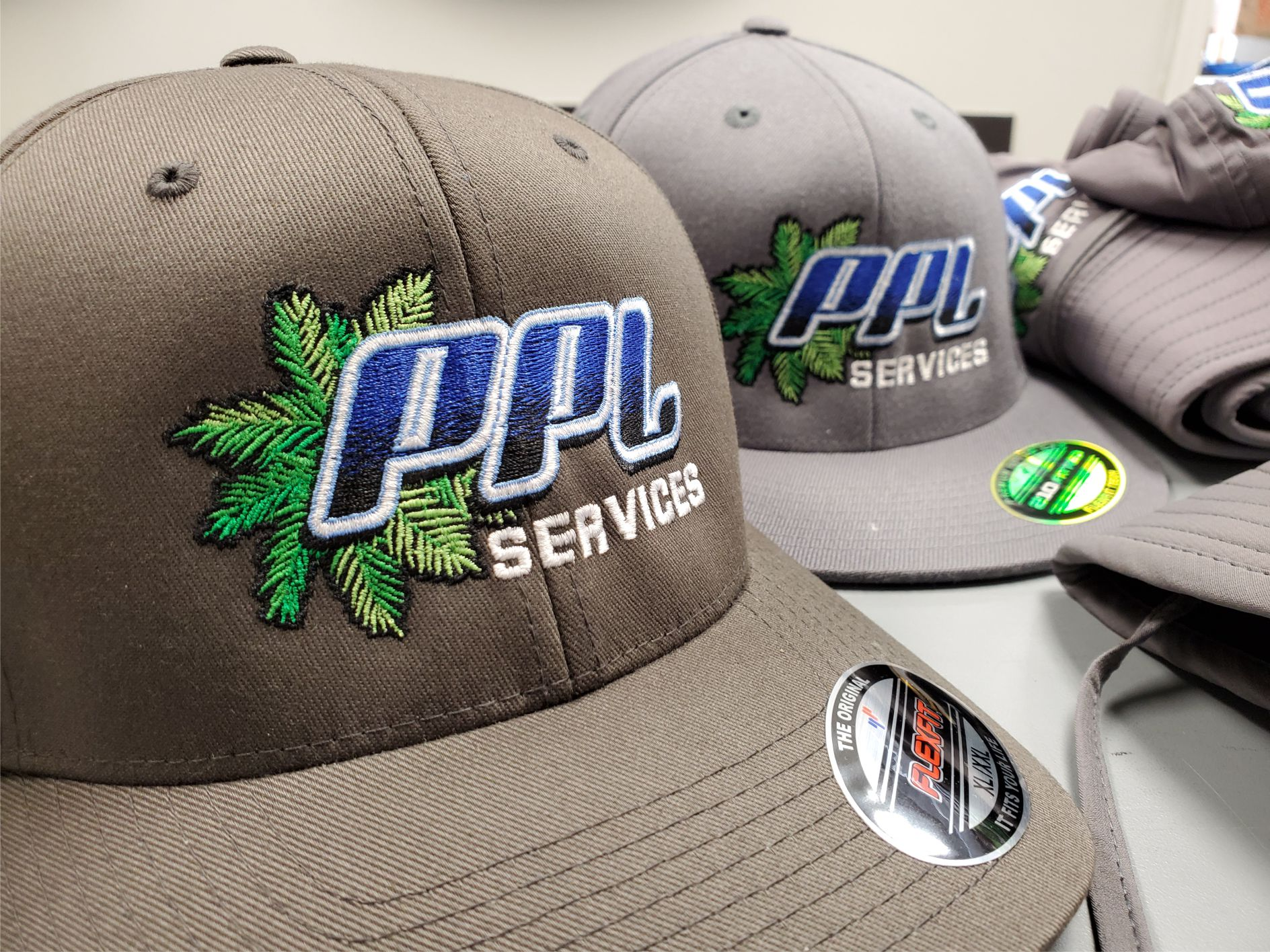 PPL Services hat